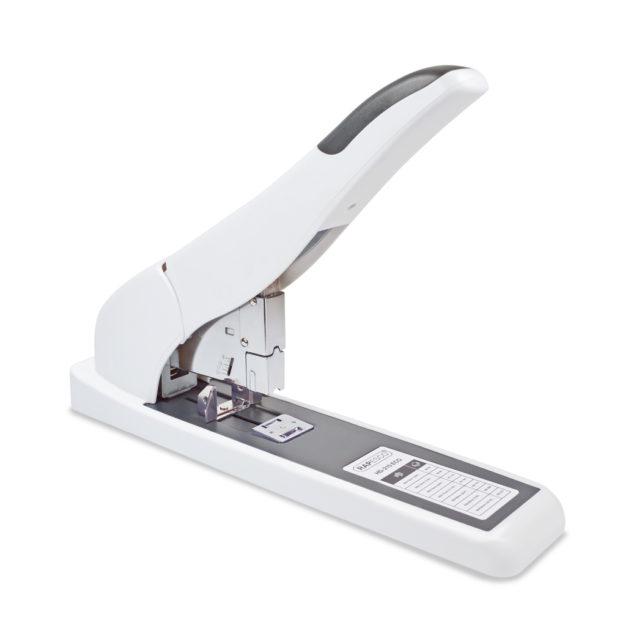 80gsm Colore: Bianco Cuce fino a 20 fogli Rapesco Cucitrice da Tavolo X5 Mini